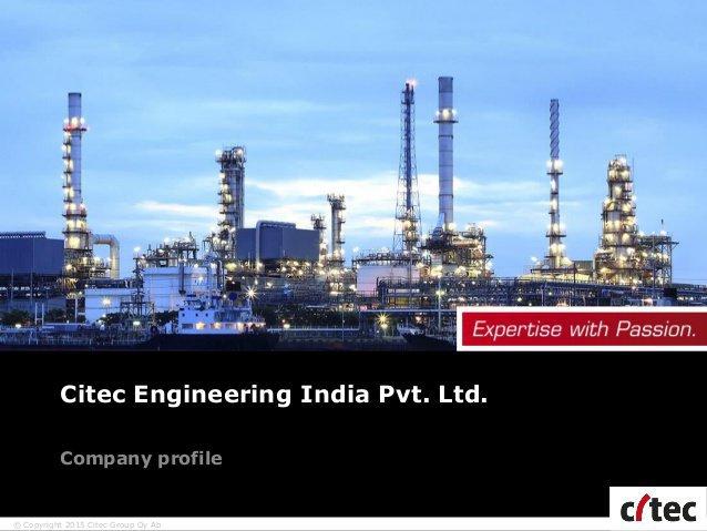 Citec India cover