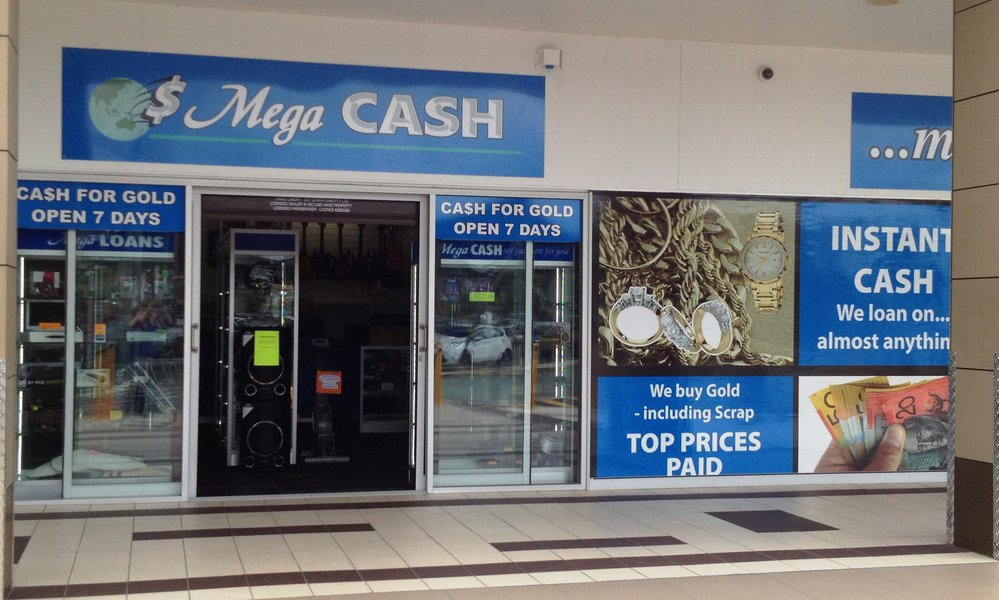 Mega Cash cover