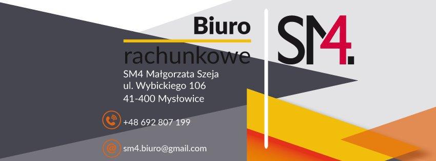Biuro rachunkowe Mysłowice SM4 cover