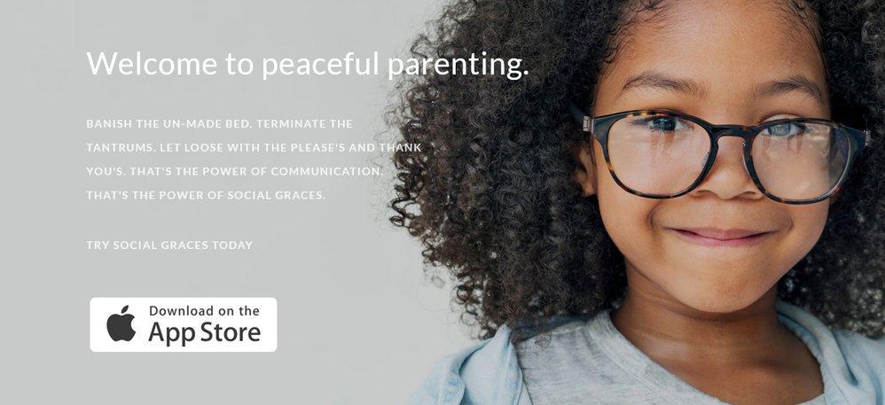 Social Graces App cover
