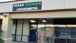 Texas Premier Locksmith Houston cover