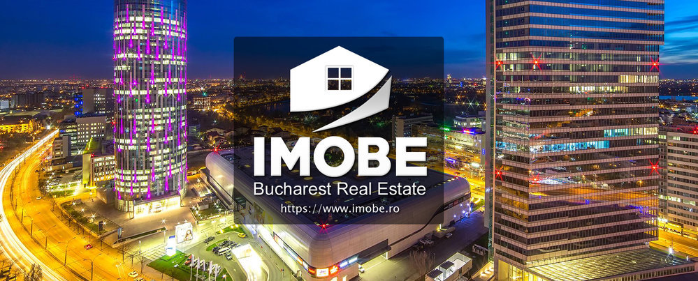 IMOBE Bucharest Real Estate cover