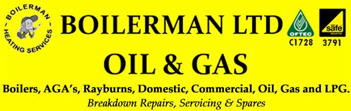 Boilerman Ltd cover