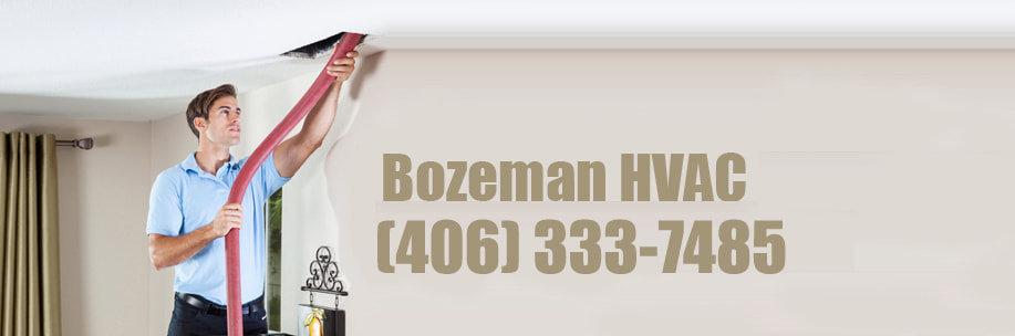 Bozeman HVAC cover