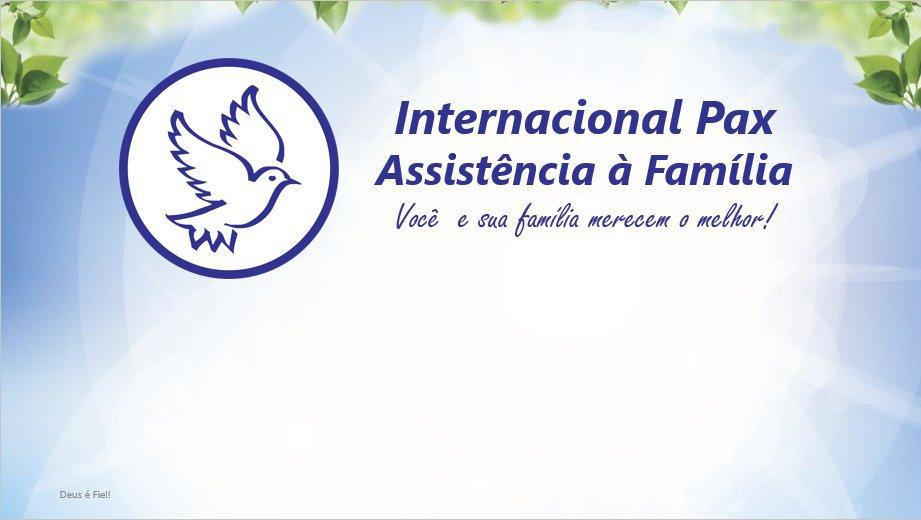 Internacional Pax - Assistência à família cover