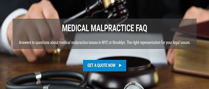 Medical Malpractice Lawyer cover
