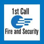 1st call fire and security cover
