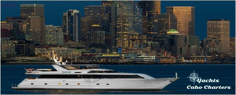 Yacht Charter Cabo San Lucas cover