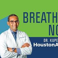 Houston Advanced Nose & Sinus cover