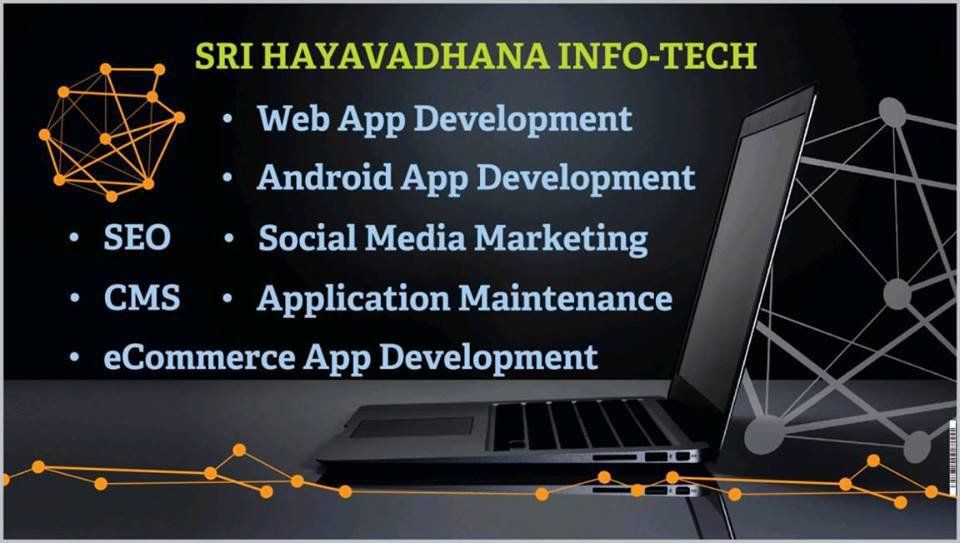 Sri Hayavadhana Info-TECH cover