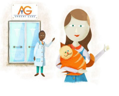 AG Urgent Care cover