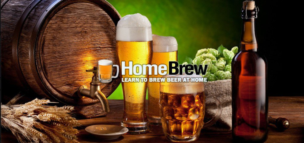 Home Beer Brew cover