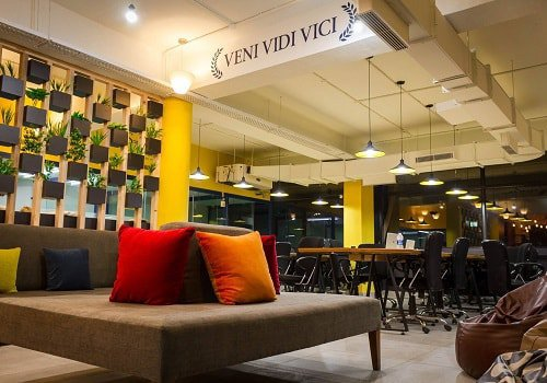 SpaceJam Coworking Chandigarh cover
