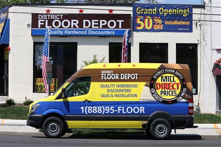 District Floor Depot cover