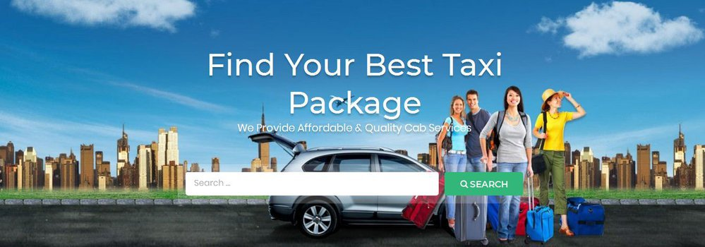 GS Taxi Service cover