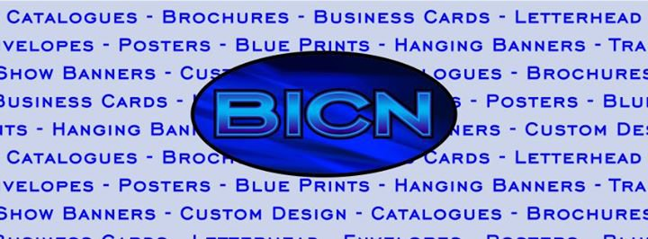 BICN Printing & Design Boutique cover