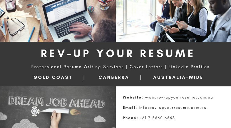 Rev-Up Your Resume cover