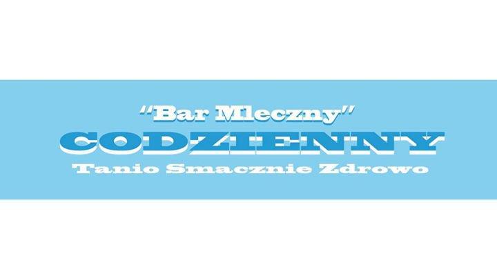 Bar Mleczny Codzienny cover