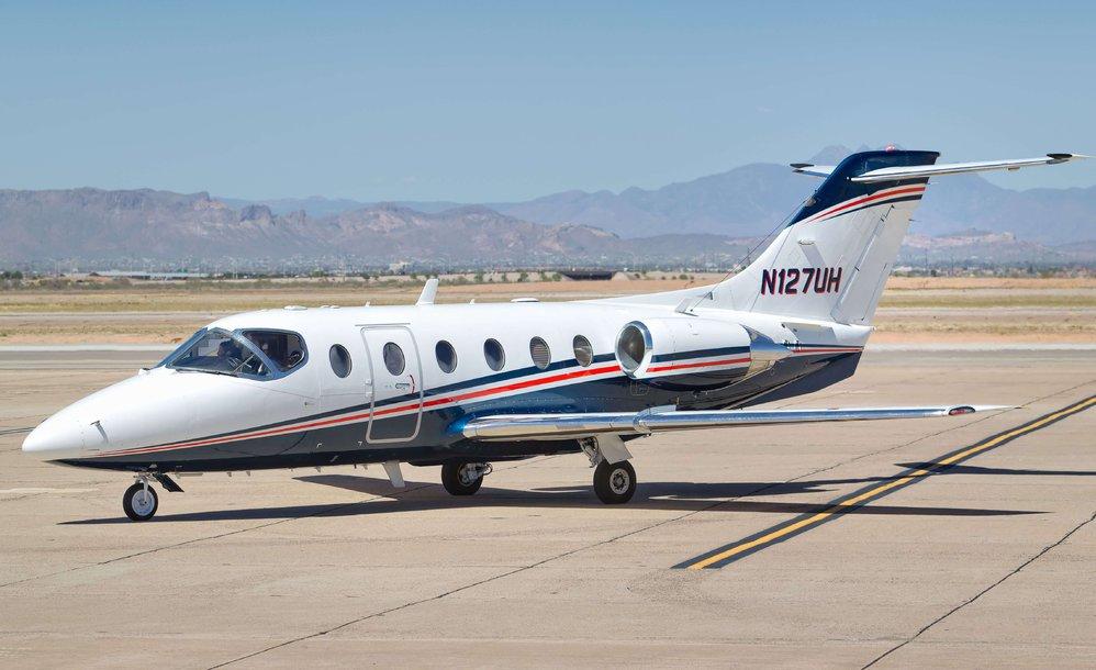 Newport Private Jet Charter cover