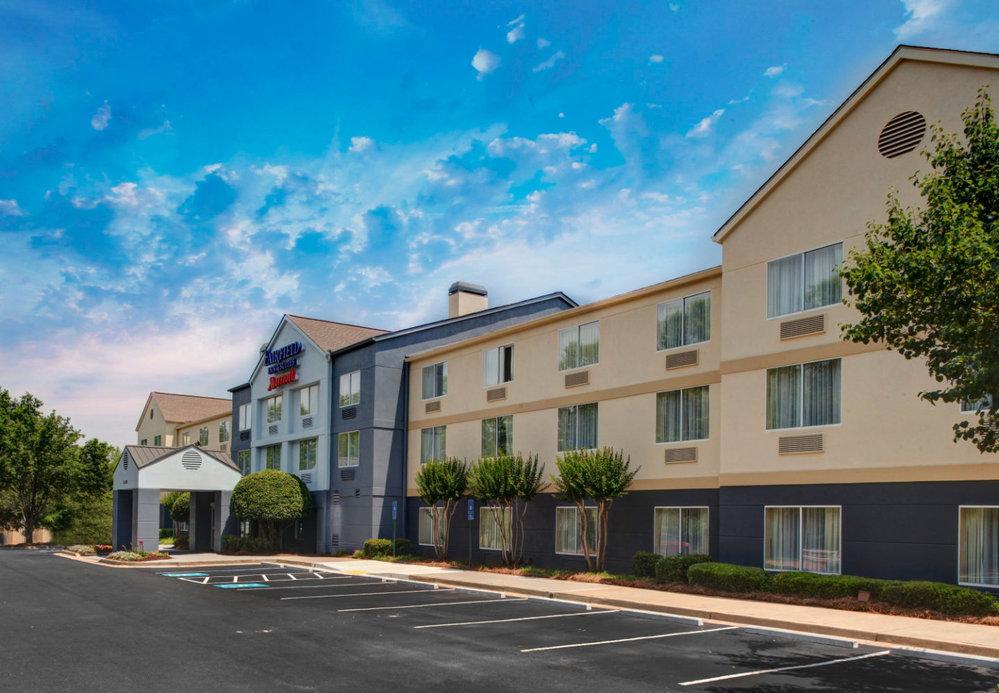 Fairfield Inn & Suites by Marriott Atlanta Alpharetta cover