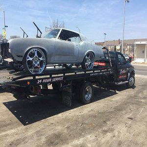 Limitless Towing and Recovery, LLC cover