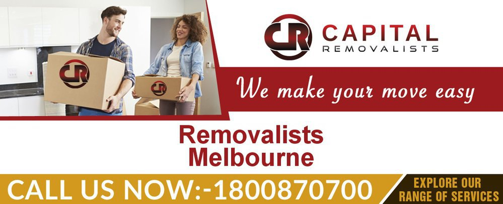 Capital Removalists cover