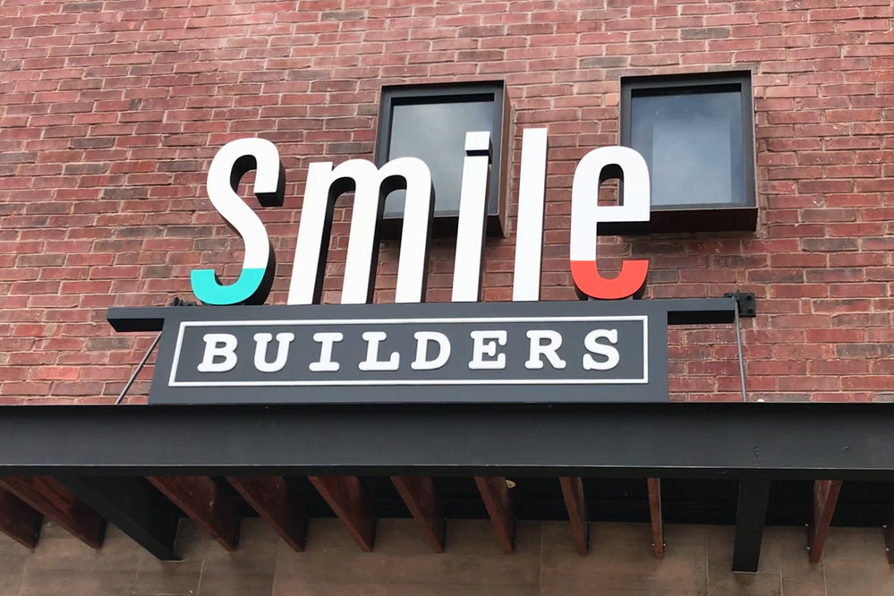 Smile Builders cover