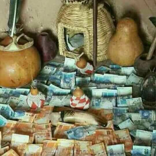 Powerful Spell Caster For Lost Love And Money Problems +27780597608 cover