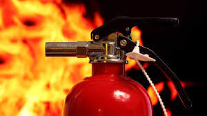 Fire Extinguisher Sales & Service cover