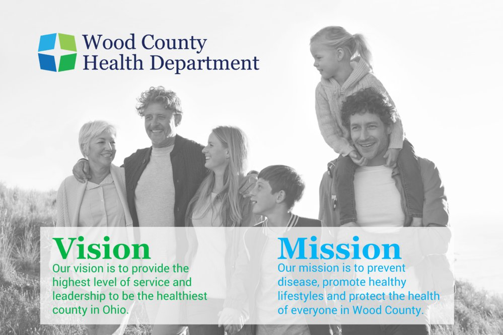 Wood County Health Department cover