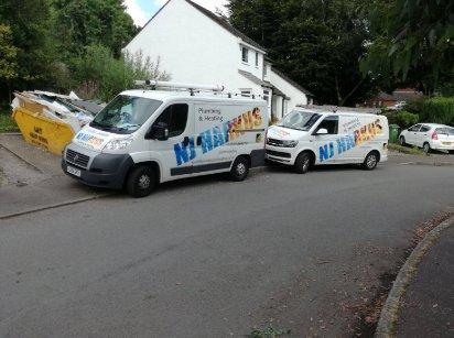 N J Harkus Plumbing and Heating Ltd cover