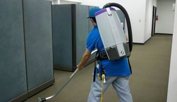 Janitorial Cleaning Service SM cover