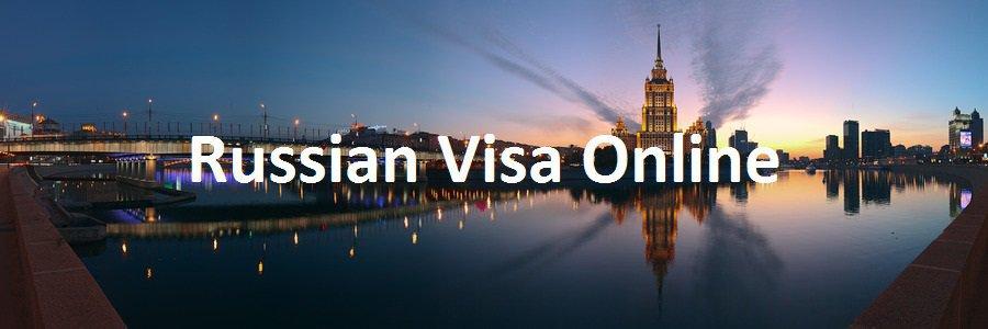 Russian Visa Online cover