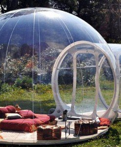 Bubble Tent cover