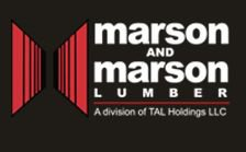 Marson & Marson Lumber cover
