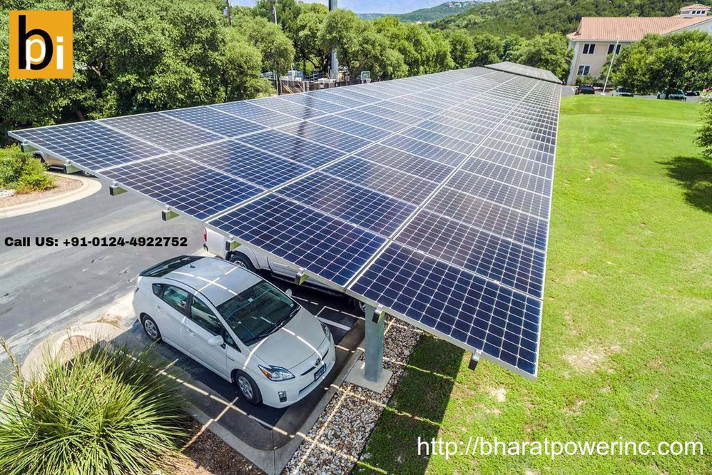 Solar Power System -Bharat Power INC Gurugram cover