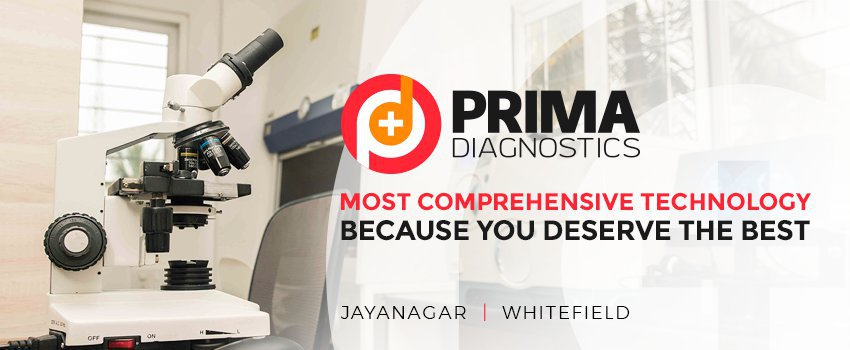 Prima Diagnostics cover