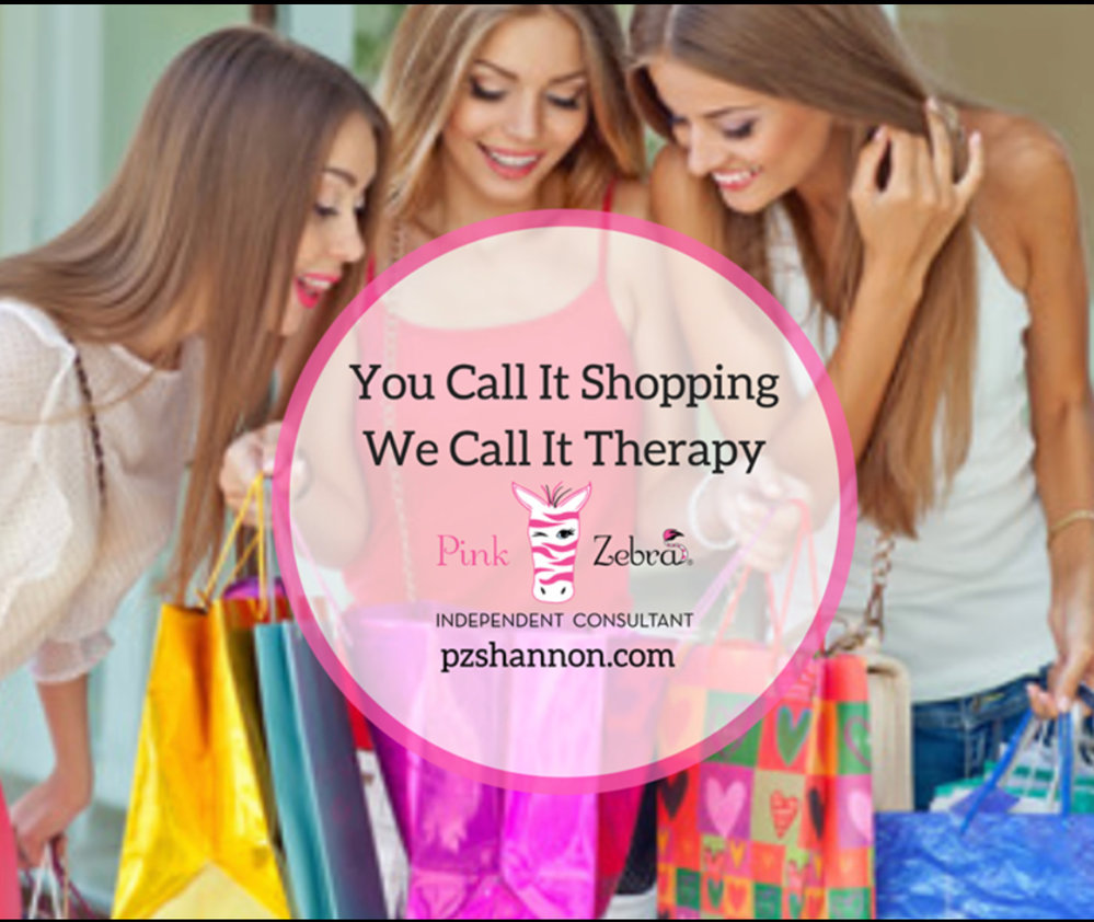Pink Zebra Independent Consultant Shannon Stuart cover