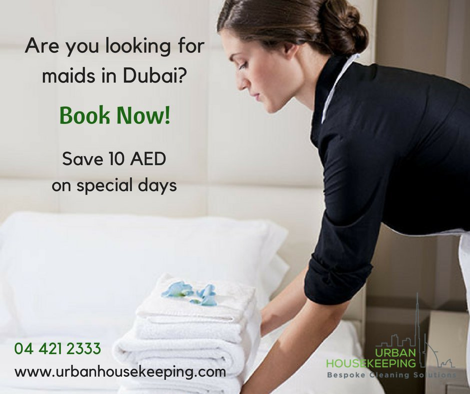 Urban Housekeeping Cleaning Service L.L.C cover