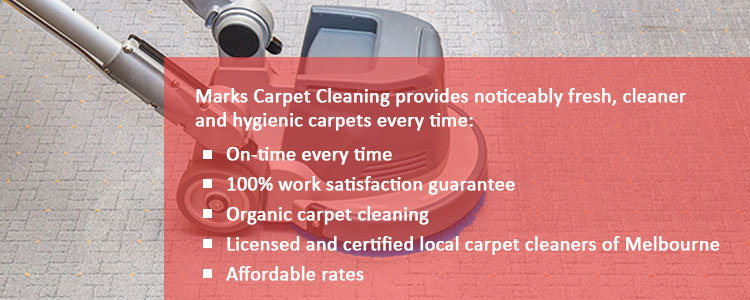 Mark's Carpet Cleaning cover