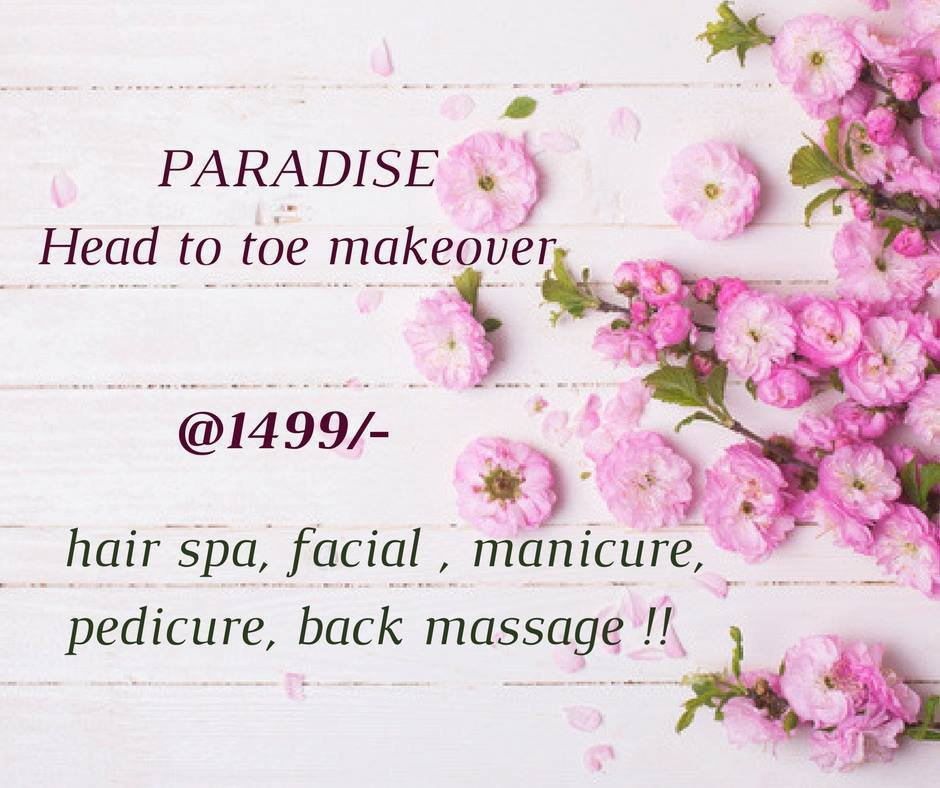 Paradise Skin Treatment in Chandigarh cover