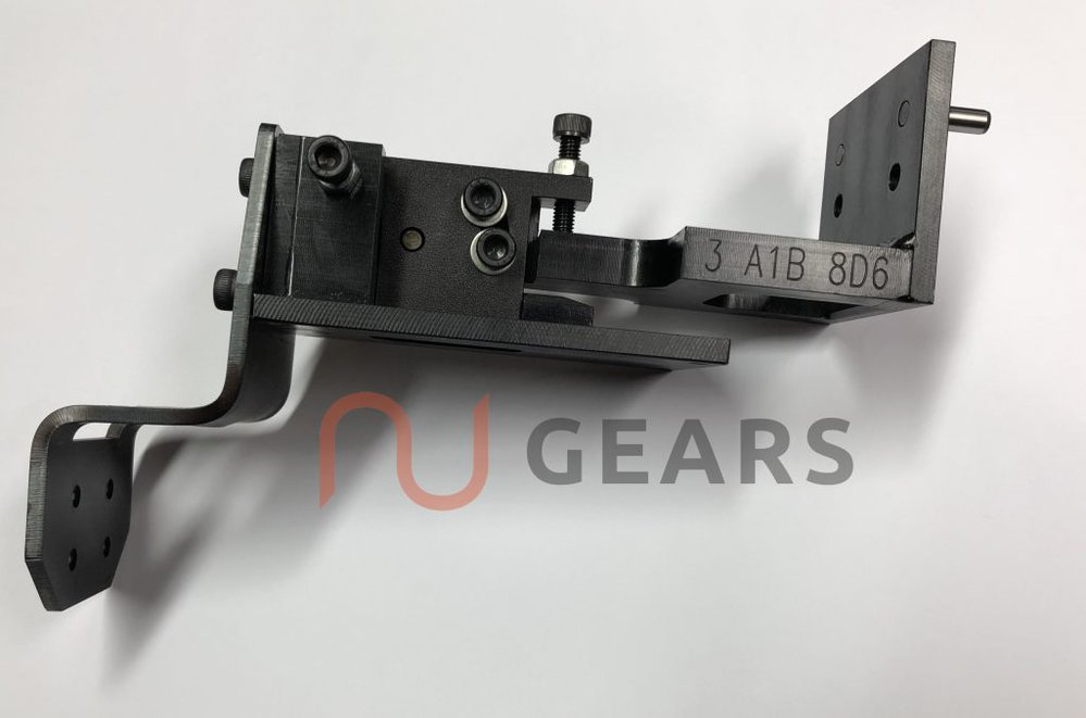 NU Gears cover