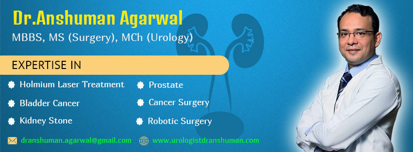 Urologist Dr Anshuman cover