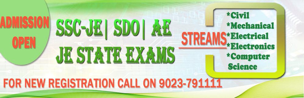 Eduzphere - SSC JE Coaching in Delhi cover