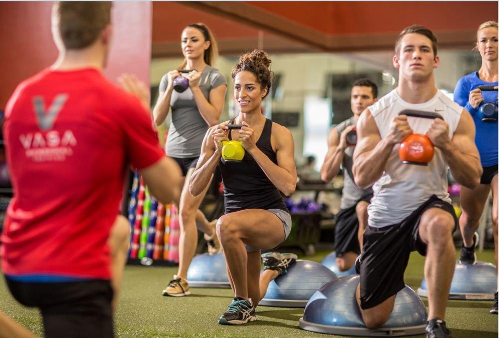 VASA Fitness - Denver cover