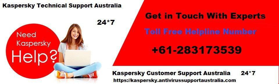 Kaspersky Technologies Australia cover