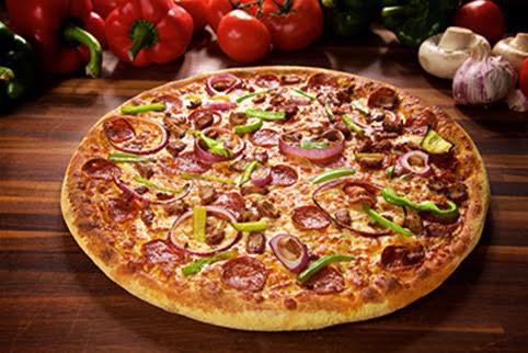 Apache Pizza Dun Laoghaire cover
