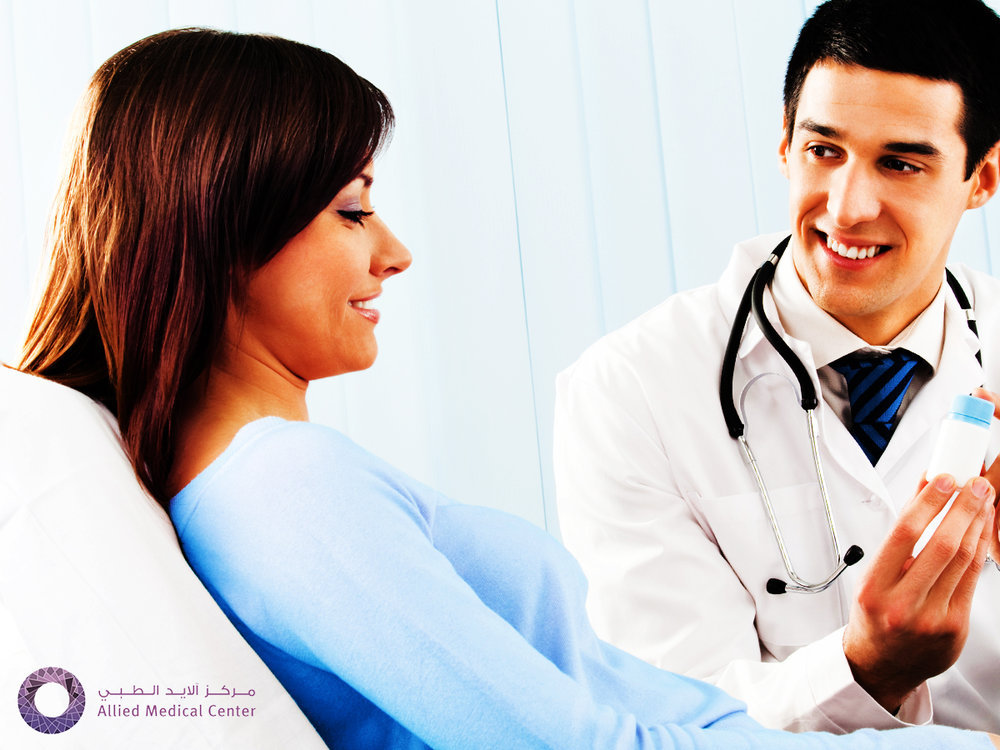 Allied Medical Center Dubai  cover