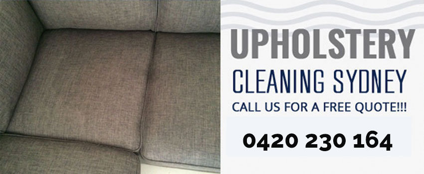 Fresh Upholstery Cleaning Sydney cover