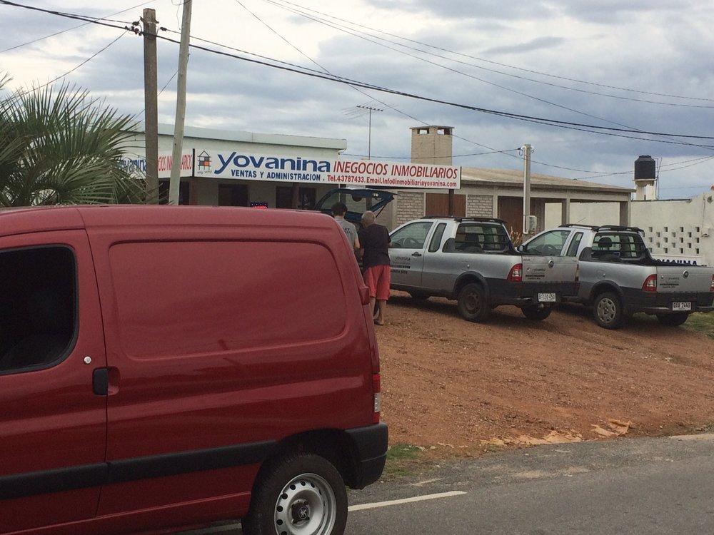 Inmobiliaria Yovanina -Inmobiliaria en la costa de oro - inmobiliaria en Canelones Casas y terrenos en la playa cover